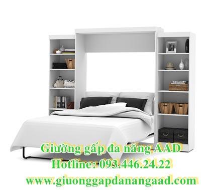 giường gỗ gấp hà nội, giường ngủ gỗ gấp, giường gỗ gấp ở tphcm