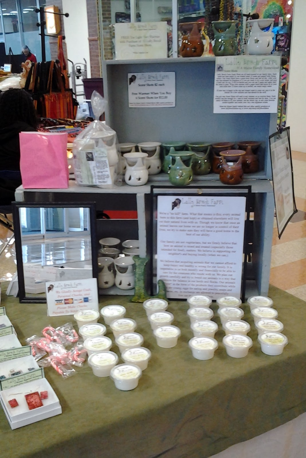 Bangor Airport Mall Craft Fairs