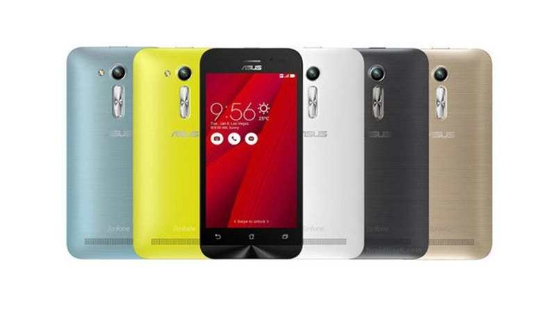 Download firmware ASUS ZenFone Go (ZB452KG)
