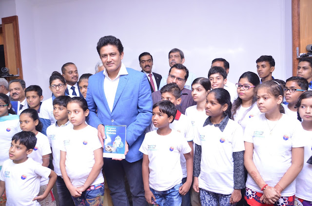 Novo Nordisk India announces Shri Anil Kumble as Changing Diabetes® Brand Ambassador