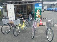 hotaka bike rental