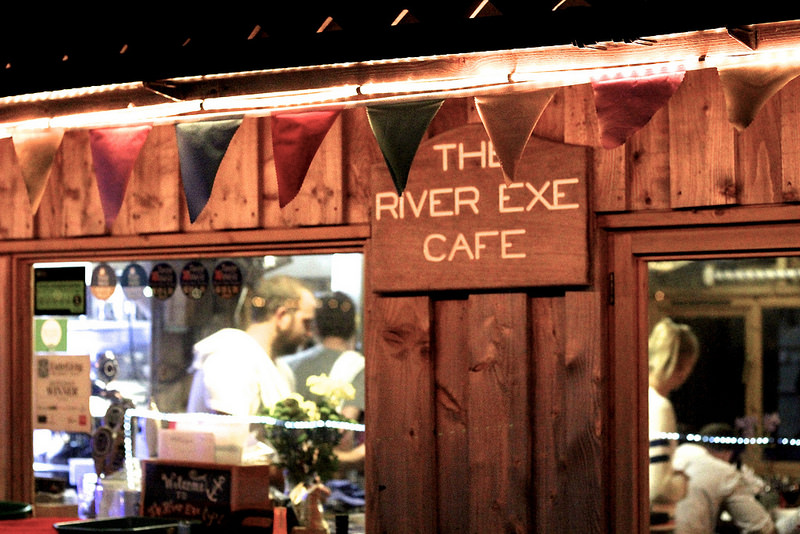 River Exe Cafe Exmouth Devon review food blogger