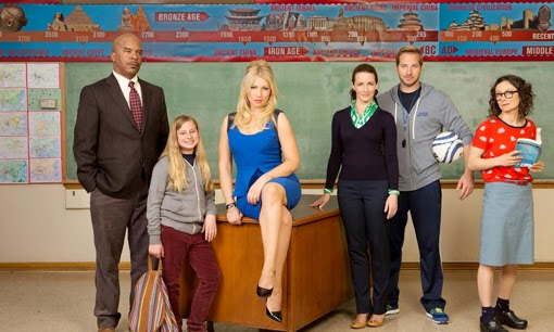 Bad Teacher CBS