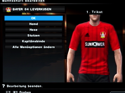 PES 2013 PS2 Option File v2.0 by Dany's