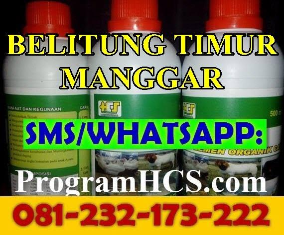 Jual SOC HCS Belitung Timur Manggar