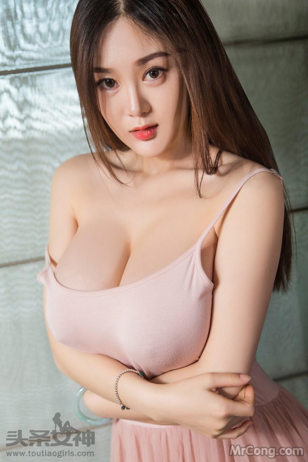 Image TouTiao-2017-05-08-Yi-Yang-MrCong.com-021 in post TouTiao 2017-05-08: Người mẫu Yi Yang (易阳) (30 ảnh)