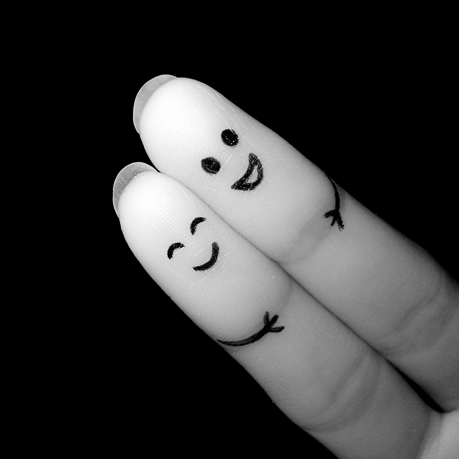 Funny Finger Drawings HD Wallpapers