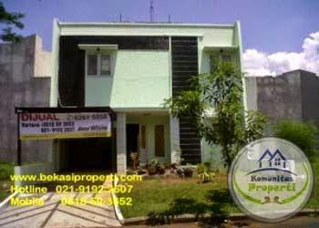 Dijual Rumah Grandwisata Bekasi