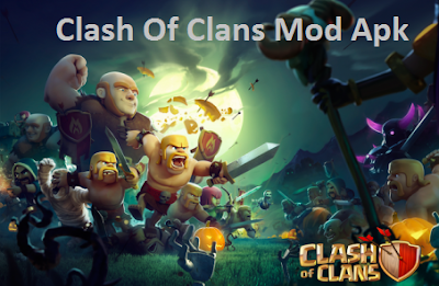 Clash Of Clans V6407 Mod Apk