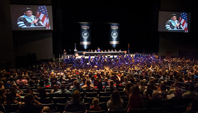 image of 2015 Commencement stage