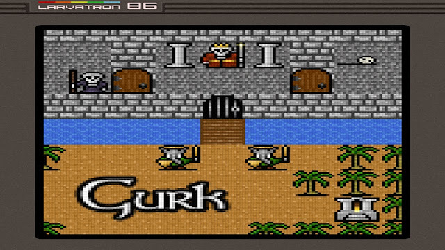 Game Gurk, the 8-bit RPG