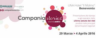 Campania Stories 2016