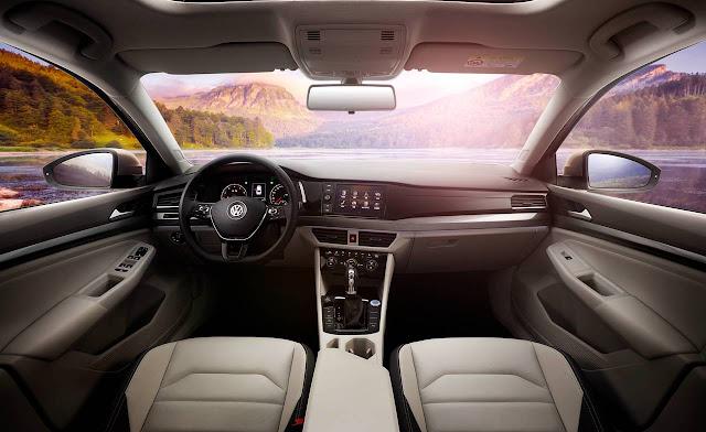 Volkswagen Bora 2018