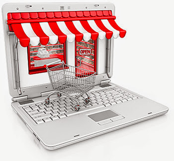 The own online shop
