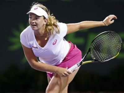 Coco Vandeweghe - US Open tennis 2016