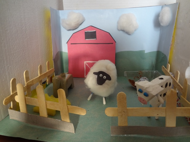 Farm+Diorama