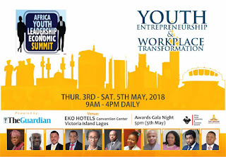 AFRICA YOUTH LEADERSHIP & ECONOMIC SUMMIT 2018