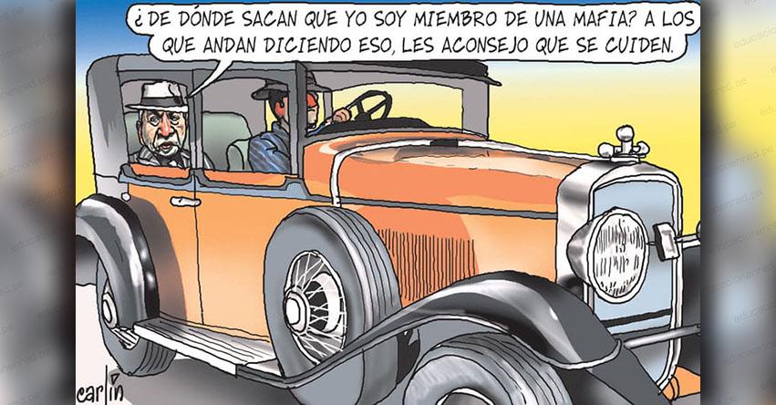 Carlincaturas Jueves 4 Octubre 2018 - La República