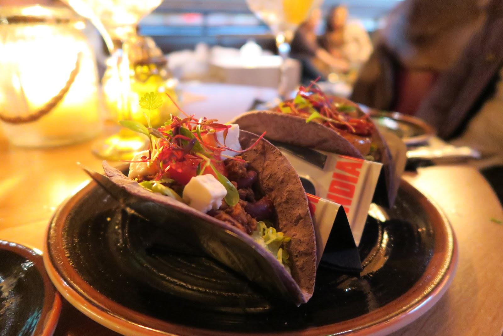 kangaroo tacos impossible bar manchester