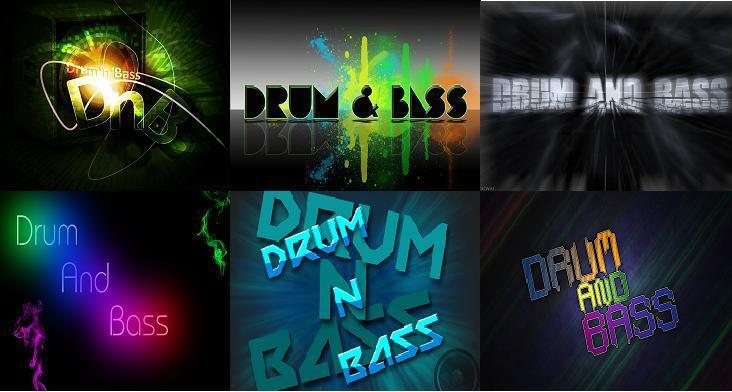 Drum and bass dobok és basszusok