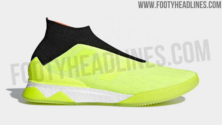 Energy Mode' Adidas Predator 2018 World Cup Boots Released