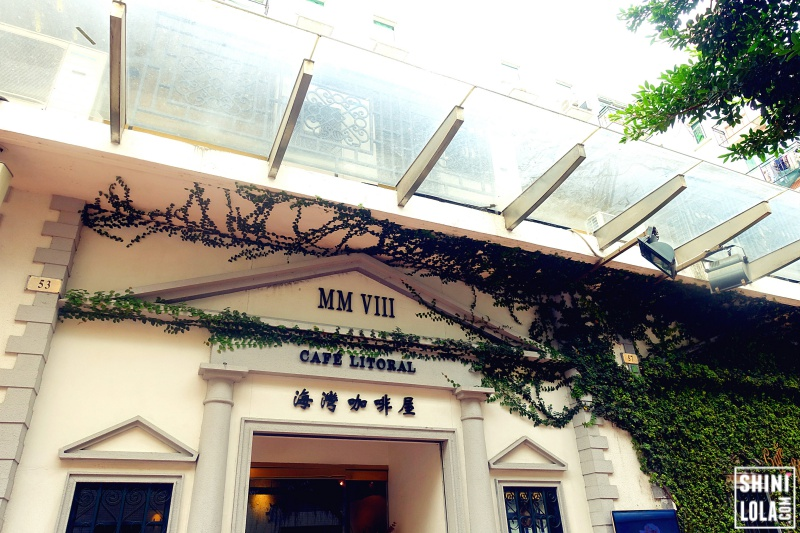 Cafe Litoral (海湾咖啡屋)