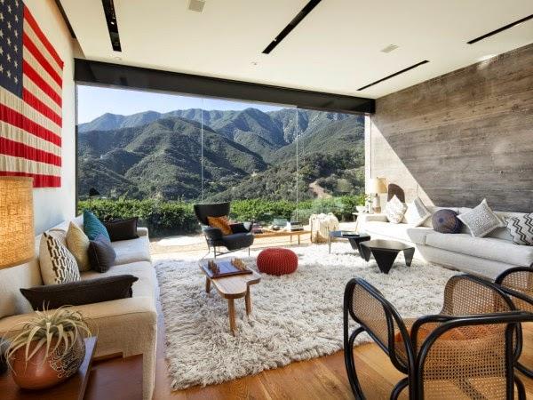 Modern Architectural Masterpiece In California