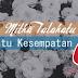Satu Kesempatan - Mitha Talahatu