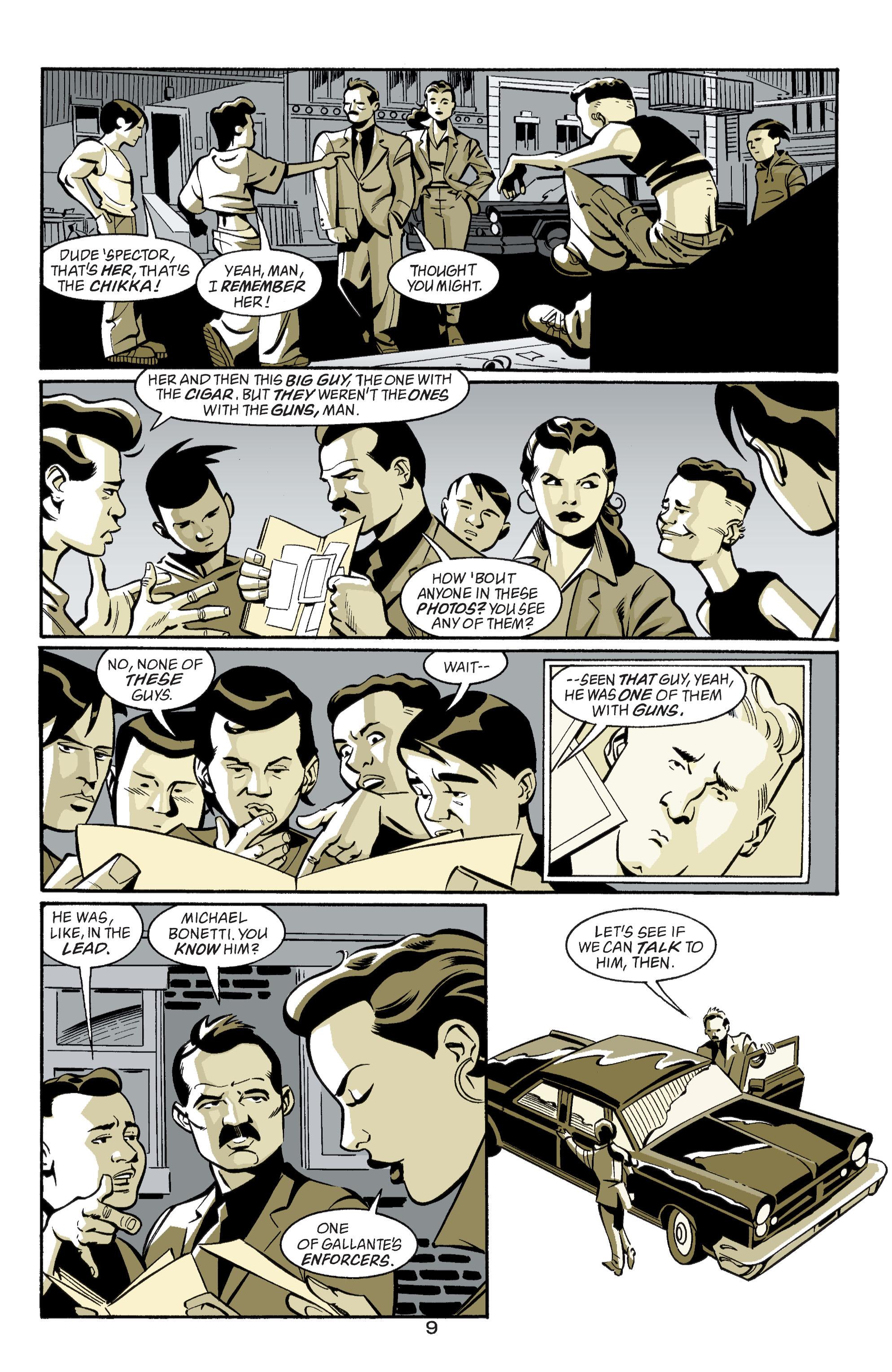 Detective Comics (1937) 762 Page 9