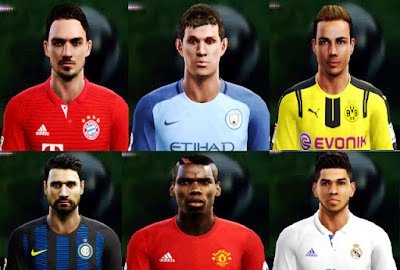 Option File PES 2013 untuk PESEdit 11 update 27-08-2016
