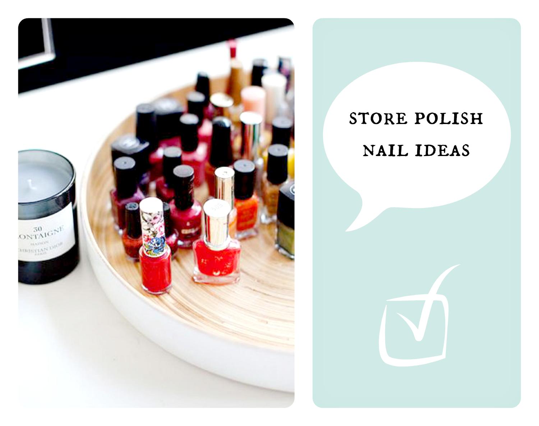 store nail polish