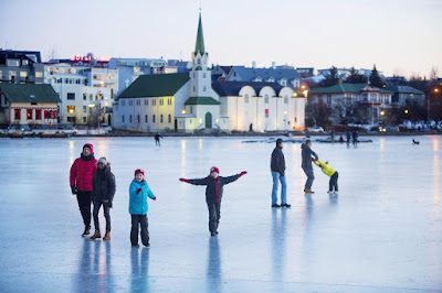 Reykjavik and Akureyri: urban walks in the Iceland's largest cities