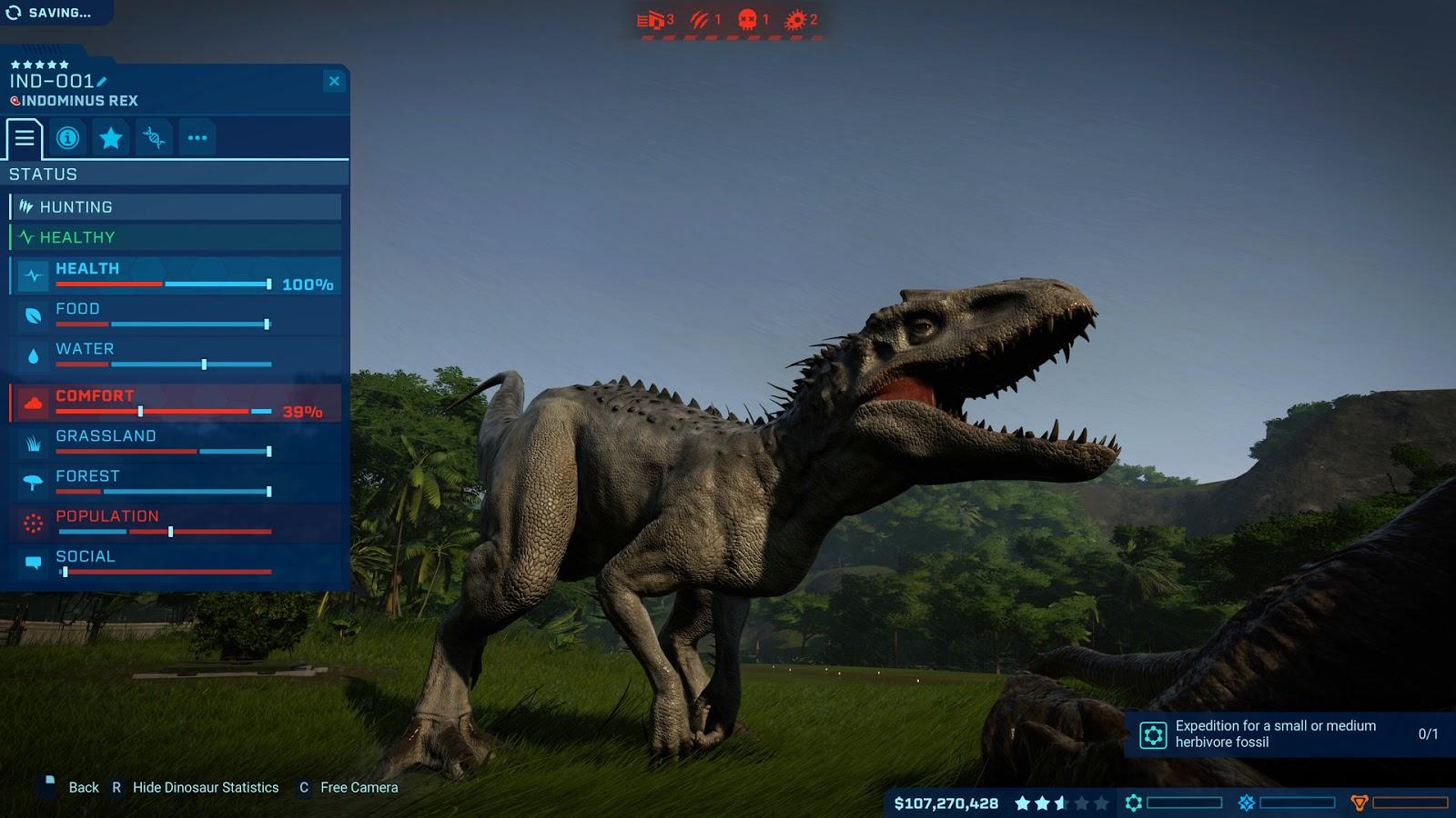 Jurassic World Evolution PC ESPAÑOL (CODEX) + REPACK 1 DVD5 (JPW) 9