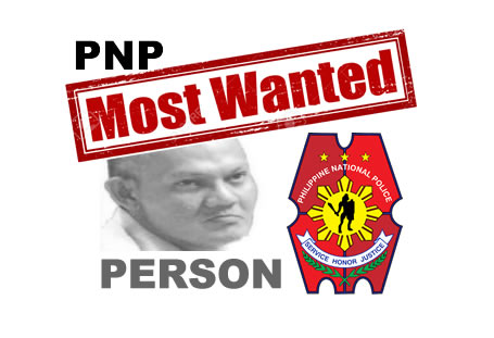List of PNP's Most Wanted Person