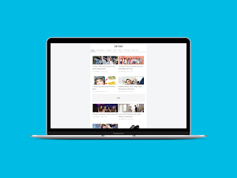 Line Today Blogger Template