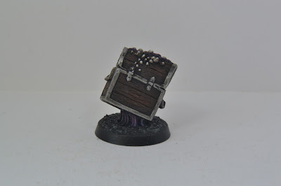 Dungeons and Dragons Mimic Miniature
