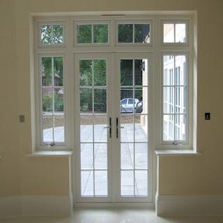 Double Glazed Kitchen Doors