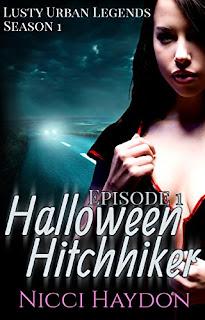 Nicci Haydon - Halloween Hitchhiker (Lusty Urban Legends)