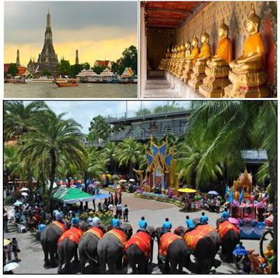 Paket Tour Bangkok - Pattaya 4 Hari 3 Malam
