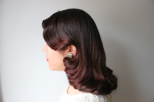 Vintage Hair How-To & Beauty& Pin Ups