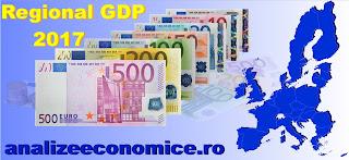 Cum stau regiunile României în topurile celor mai bogate și celor mai sărace regiuni din UE
