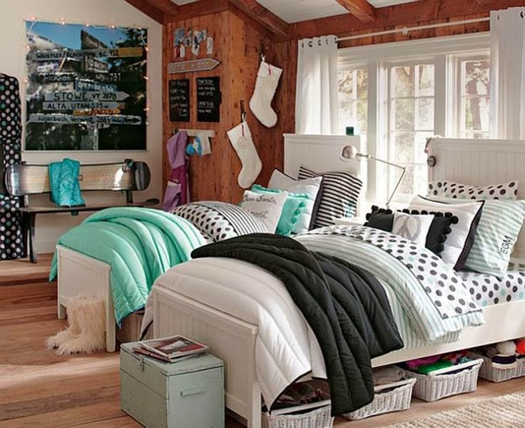 Kids Bedroom Ideas - Selecting Lighting, Flooring ... on Room Decor For Teens  id=95678