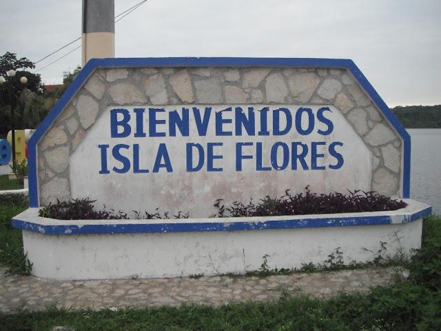 Flores Peten Guatemala