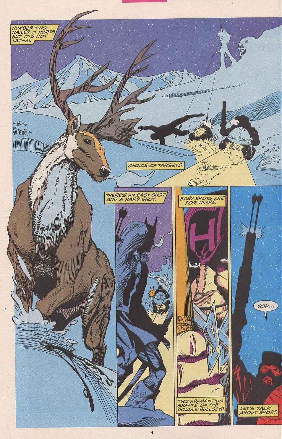 Hawkeye (1994) Issue #1 #1 - English 5
