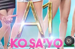 a1 ko sayo pinoy tv