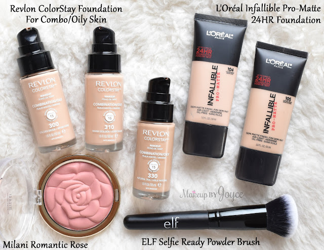 L'oreal Infallible Pro Matte 24hr Foundation 104 105 Review