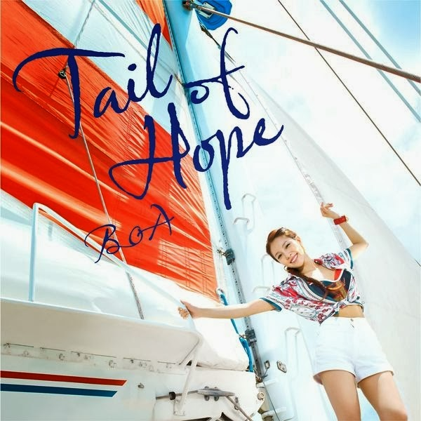 [Single] BoA – Tail of Hope (FLAC)
