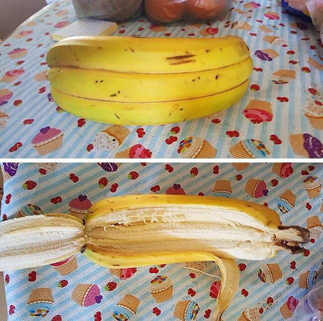 25 Breathtaking Pictures That Made Us Gasp - Triple banana