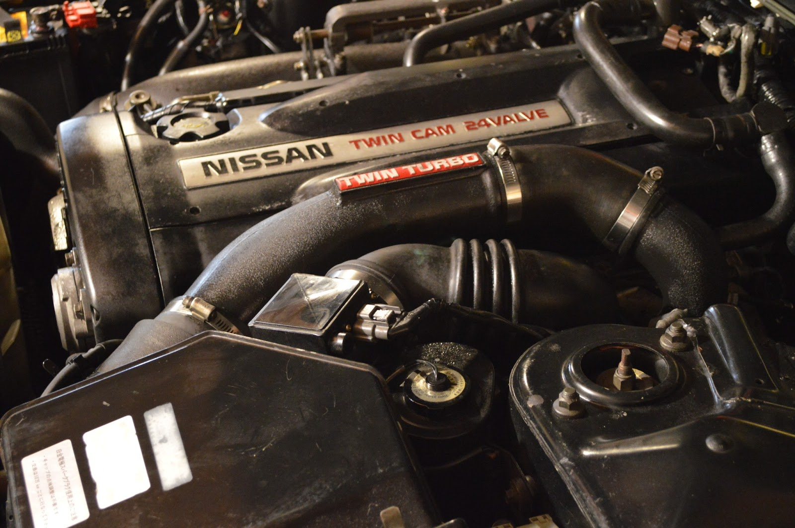 The RB26 is a coil on plug ignition system. This allows for the individual  coil to send more voltage/current to a plug, with less duty cycle than the  old ...