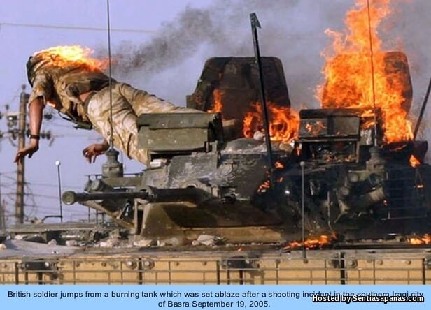 Iraqi War 2003